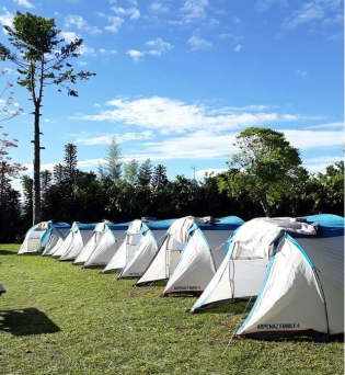 Camping Ground c-Rafting