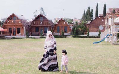 Villa Shinta Corner, Tempat Asyik Staycation di Pangalengan